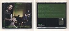 Cd ANDROGYNY Garbage Muse Tricky NUOVO sigillato TUTTO 9 del 2001 Compilation