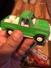 Vintage Tootsietoy Truck Green Tootsie Toy