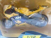 IXO YAMAHA TEAM race bikes ROSSI LAWSON EDWARDS RAINEY AGOSTINI or READ 1:12th