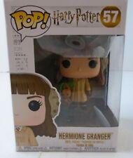 FUNKO POP! MOVIES: HARRY POTTER - HERMIONE GRANGER HERBOLOGY 57 29502 VINYL