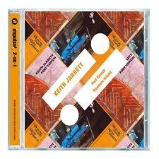 KEITH JARRETT - FORT YAWUH/TREASURE ISLAND 2 CD NEUF