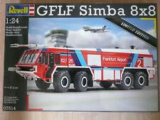 REVELL 07514 - GFLF SIMBA 8×8 Limited Edition - 1/24 OVP