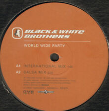 BLACK & WHITE BROTHERS - World Wide Party - Club Tools