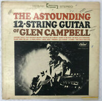 Glen Campbell - The Astounding 12-String Guitar Of...  /    LP Record Album