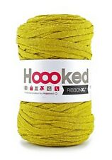 Hoooked RibbonXL 120M Cotton Yarn Knitting Crochet - Spicy Ocre