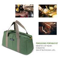 Multi-function Canvas Waterproof Storage Hand Tool Bag Portable Toolkit