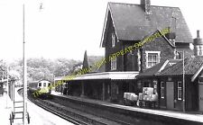 Guildford to Haslemere 8 Godalming Railway Station Photo Milford Farncombe