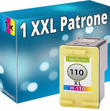 1x TINTE PATRONEN für HP 110  PHOTOSMART A510 A516 A610 A612 A618 REFILL