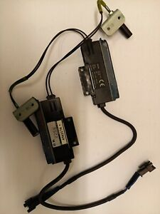 Screen PT-R 8600 Keyence FS-V11 sensor