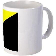 11oz Mug - Anarcho Capitalist Flag - White Ceramic Coffee Tea Cup Gift