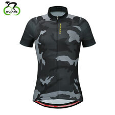Camouflage Racing Bike Men's Bicycle short Sleeve Cycling Jersey Shirts Summer