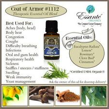 Coat of Armor, Essential Oil by Essante Organics, Your protection...