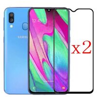 For Samsung Galaxy A30 A40 A50 A60 M10 M20 Tempered Glass Screen Protector US AN