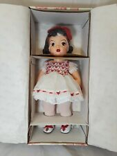 """Terri Lee Sweet Heart Doll 50th Anniversary Reproduction 15"""" Tall New in Box"""