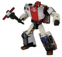Transformers Siege Netflix War For Cybertron RED ALERT Complete Deluxe Wfc