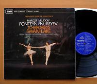 SXLP 20101 Tchaikovsky Swan Lake Margot Fonteyn Rudolf Nureyev 1967 NM/EX