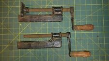 Vintage Hargrave Clamp Bar Part 70 CT Co. Industrial Hardware Steampunk Decor
