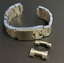 "Tudor Heritage Black Bay Steel ""Rivet"" Bracelet 22mm ***FAST SHIPPING**"
