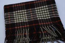 GANT Scarf Multicolor Check Plaids (UK) Lambswool Kapriche