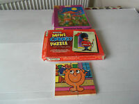 3 CHILD'S VINTAGE  VICTORY WOODEN JIGSAW PUZZLES-2 BOXED