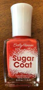 Sally Hansen Sugar Coat Nail Polish - Multiple Colors - NEW