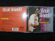 CD STEVIE WONDER / FIRST HITS /