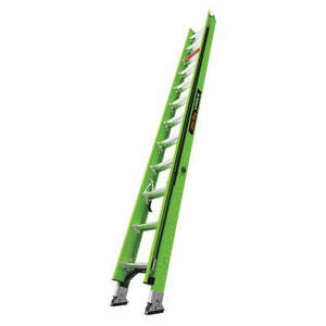LITTLE GIANT 17924 Extension Ladder,375 lb Ld Cap.,IAA Type