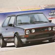 VW Golf II GTI 16V - 1:24 - Fujimi