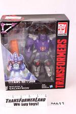 Galvatron Nucleon MISB Voyager Generations - Titans Return Transformers