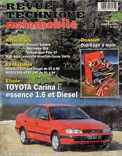 RTA revue technique automobile n° 591 TOYOTA CARINA