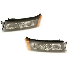 NEW Cadillac Silverado 2003-2007 Set of Left and Right Turn Signal Assembly TYC