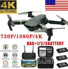 E58 Drone X Pro WIFI 4K HD Camera 1-3Battery Foldable Selfie 2.4G RC Quadcopter*