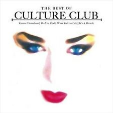 CULTURE CLUB (THE VERY BEST OF - GREATEST HITS CD SEALED + FREE POST)