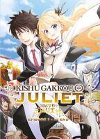 DVD Anime Boarding School Juliet Complete Series (1-12 End) English Subtitle
