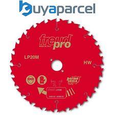 Freud Pro lp20m015 Tct Circular Rip Sierra Hoja 190mm x 30 x 12 Tooth lp20m 015