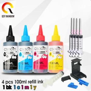 Kit de recharge d'encre HP CANON EPSON  HP 903 904 905 OfficeJet 6950 6956 100ML