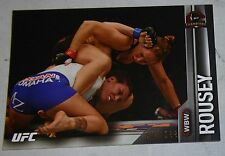 Ronda Rousey UFC 2015 Topps Champions Black #/188 Card 172 193 190 170 168 157
