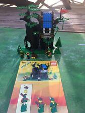 Lego vintage Chevalier / Château Ref 6054 Complet Avec Notice
