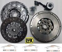 Luk Kupplungssatz und ZMS Schwungrad 600 0053 00 600005300 Ford Focus 2.0 TDCi