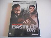 DVD - BASTILLE DAY / IDRIS ELBA - THRILLER / ZONE 2