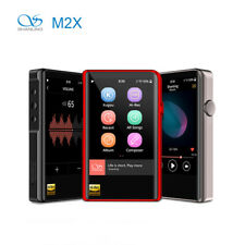 Shanling M2X AK4490EN DSD256 Bluetooth Hi-Res Portable Music Player Balanced Out