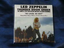 Led Zeppelin Thunder Down Under Empress Valley 4 CD So Loud So Hot Paper Sleeve