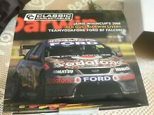 1:18 Classic Carlectables JAMIE WHINCUP #88 BF FORD FALCON RED DUST DARWIN 2008