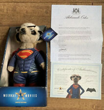 Sergei Superman Meerkat Toy Compare the Market Plush Soft Toy (New)