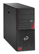 Fujitsu Esprimo P720 Office PC, Intel Core i3-4130, 8GB RAM, 256GB SSD, Win10