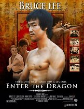 Bruce Lee Poster Length: 500 mm Height: 800 mm SKU: 3141