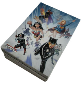 Complete Set of 63 Cards - 2013 DC Comics The Women of Legend Trading Cards