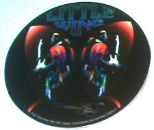 """Jimi Hendrix 5"""" Little Wing round Sticker Decal deadstock new old stock"""