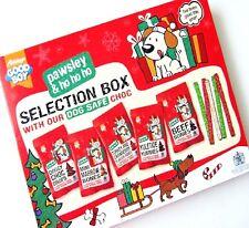 SELECTION BOX - (6 pack) - Pawsley Christmas Dog Treats bp XMas PawMits Pet Food