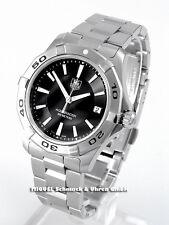 TAG Heuer Quarz - (Batterie) Unisex Armbanduhren aus Edelstahl